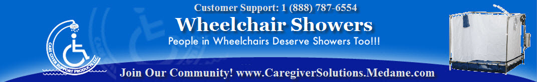 Wheelchair Shower Equipment Supply Store